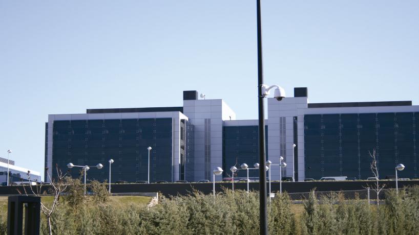 Trabajos realizados conductaire conductos de aire - Carrefour oficinas centrales madrid ...