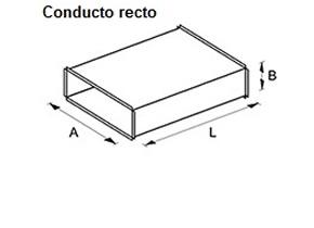 Medici n de los conductos de aire de chapa met lica - Conductos de chapa ...
